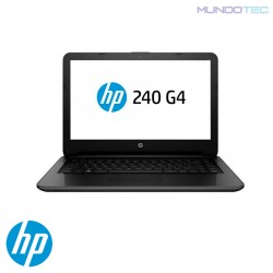 LAPTOP HP 240 G4 CELERON N3050 4GB 500GB 14  W10 HOME   - T1B98LT - 1291500