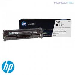 TONER HP 312X CF380X NEGRO UNIDAD - 1153239