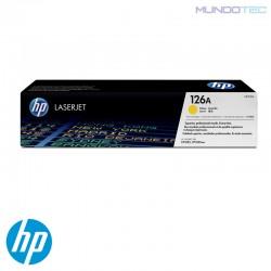 TONER HP 126A AMARILLO UNIDAD - 1164676
