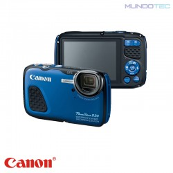 CAMARA FOTOGRAFICA CANON POWERSHOT D-30 - UNIDAD