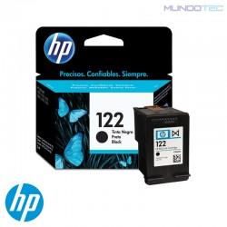 CARTUCHO DE TINTA HP 122 NEGRO - 1011254 - CH561HL