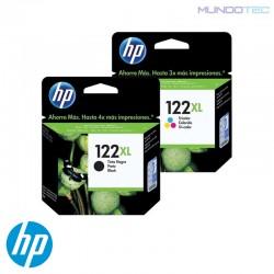 CARTUCHO DE TINTA HP 122XL NEGRO - 1011256