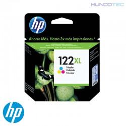 CARTUCHO DE TINTA HP 122XL TRICOLOR - 1011257