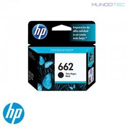 CARTUCHO DE TINTA HP 662 NEGRO - 1011305