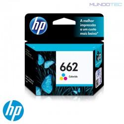 CARTUCHO DE TINTA HP 662 TRICOLOR - 1011306 - CZ104AL