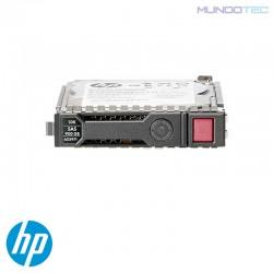 HDD PC HP 900GB 6G SAS 10K RPM SFF  - UNIDAD