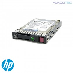 HDD PC HP 1.2TB 6G SAS 10K RPM SFF  - UNIDAD - 1221514