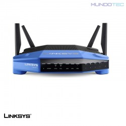 ROUTER LINKSYS WRT1900AC DUAL-BAND AC1900 SMART WIFI-UNIDAD - 1072796