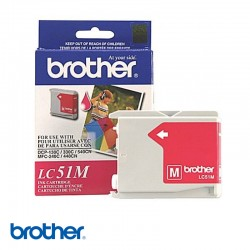 CARTUCHO DE TINTA BROTHER  LC51M