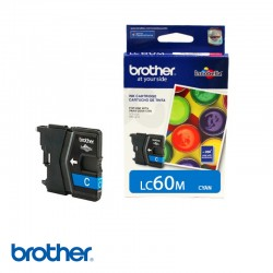 CARTUCHO DE TINTA BROTHER  LC60C