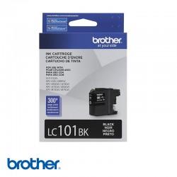 CARTUCHO DE TINTA BROTHER  LC101BK  UNIDAD - 1257756