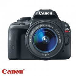 CAMARA FOTOGRAFICA CANON EOS REBEL SL1 KIT CON LENTE EF-S 18-55MM UNIDAD