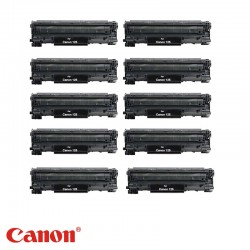 TONER CANON 125 BLACK PACK 10 UNIDADES - 1290320