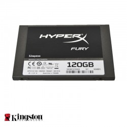 SSD KINGSTON 120GB HYPERX FURY SATA 3 2.5 UNIDAD