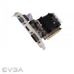 TARJETA DE VIDEO EVGA GT610 DDR3 (LP) 1024MB  UNIDAD