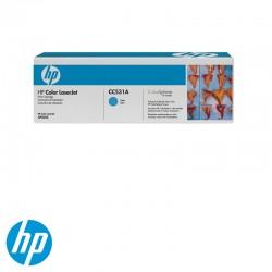 TONER HP CC531A CYAN UNIDAD