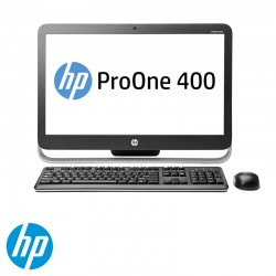 ALL IN ONE HP PROONE 400 G2 AIO G4400T 4GB/500GB W7P6 20  UNIDAD