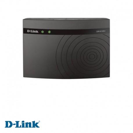 ROUTER D-LINK DIR-610N+ UNIDAD