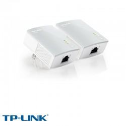 ACCESS POINT TP-LINK KIT DE INICIO DEL EXTENSOR DE POWERLINE WIFI AV200 300MBPS UNIDAD