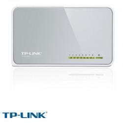 SWITCH TP-LINK 8 PUERTOS 10/100 TL-SF1008D UNIDAD