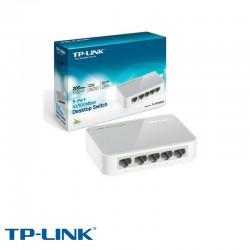 SWITCH TP-LINK 5 PUERTOS A 10/100 MBPS TL-SF1005D UNIDAD