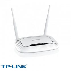 ROUTER TP-LINK INALAMBRICO MULTI-FUNCIONAL N 300MBPS TL-WR842ND UNIDAD