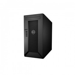 SERVIDOR TOWER DELL POWEREDGE T20 /INTEL XEON E3-1225V3/4GB/1 TB HDD/DVD DRIVE UNIDAD