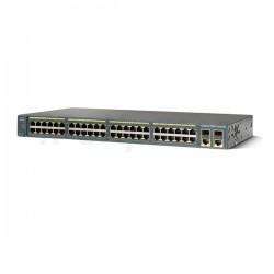 SWITCH CISCO WS-C2960+48TC-S UNIDAD