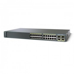 SWITCH CISCO WS-C2960+24LC-S UNIDAD