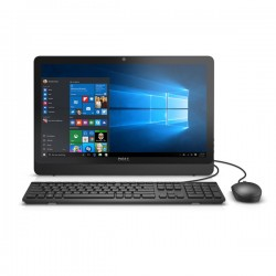 ALL IN ONE DELL INSPIRON 20 3052 AIO PENTIUM N3700/4GB/500GB/W10/19.5  UNIDAD