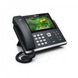 TELEFONO IP YEALINK SIP-T48G UNIDAD