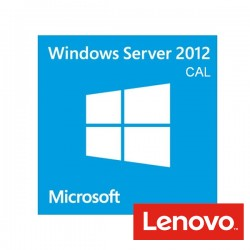 LICENCIA LENOVO WINDOWS SERVER CAL 2012 (5 USER) (00Y6346) UNIDAD