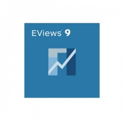 LICENCIA EVIEWS 9 COMMERCIAL SINGLE USER ENTERPRISE UNIDAD
