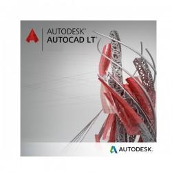 LICENCIA AUTODESK AUTOCAD LT 2017 SUSCRIPCION 2 ANOS UNIDAD
