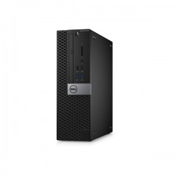 DESKTOP DELL OPTIPLEX 3040 SFF- CORE I5-6500- 8GB RAM- 1TB HDD- SIN MONITOR-WIN 10 PRO UNIDAD