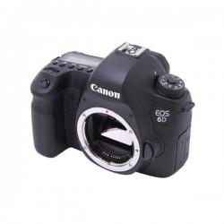 CAMARA FOTOGRAFICA CANON 6D (SIN LENTE)