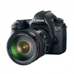 CAMARA FOTOGRAFICA CANON EOS 6D KIT 24-105L IS USM UNIDAD