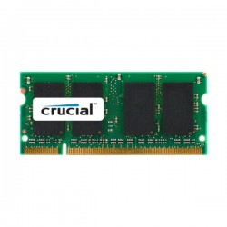 MEMORIA RAM CRUCIAL DDR2-667 PC2-5300 UNIDAD